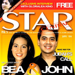 Issue #3 featuring Bea Alonzo & John Lloyd Cruz