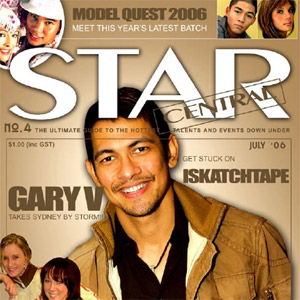 Issue #4 featuring Gary Valenciano