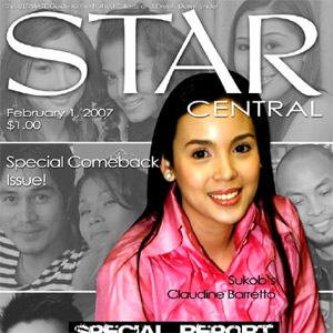 Issue #5 featuring Claudine Barretto