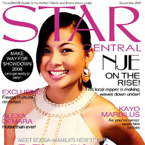 Issue #8 featuring Sitti Navarro