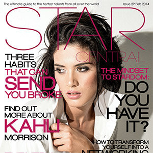 Issue #29 featuring Kahli Morrison & The Very Best of 2013