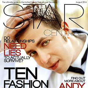 Issue #30 featuring Andy Magro