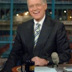 Top Ten Signs Your colleague is having an affair with David Letterman
