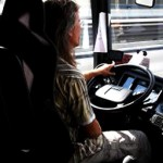 Top 10 Signs you have a bad bus driver
