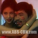 Kristas dad says rumoured affair between her daughter and Pacquiao is a &#8220;lie&#8221;  