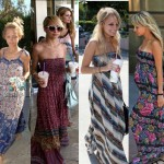 How to update last year's maxi dress