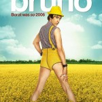 Bruno's next stunt for his film premiere: a GIANT erection