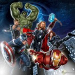 First look at the ultimate dream team – 'The Avengers'