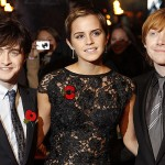 Potter fans brave awful weather for film premiere