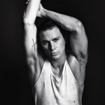 Channing Tatum STRIPS for magazine!!!