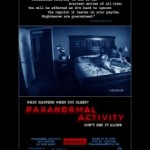 'Paranormal Activity' scares its way to Number 1!