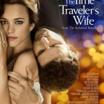 Romantic weepie 'The Time Traveller's Wife' takes top spot!