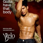 Piolo sizzles in Belo Ad poster