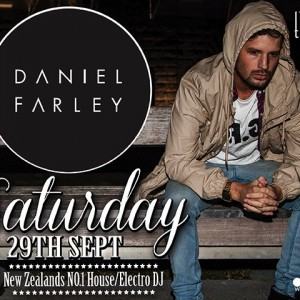 Interview:  Daniel Farley, DJ (Australia &amp; NZ)