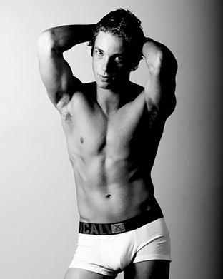 Male Models Of The Month – October 2013 Edition