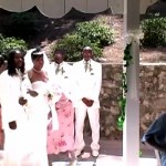 Son Walks His Mother Down The Aisle on her Wedding Day… What Happened Next Was Beyond Words.