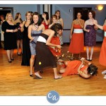 10 Hilarious Photos of Bridesmaids Who REALLY Wanted To Catch The Bridal Bouquet