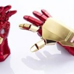 You Won't Have To Worry About Anyone Stealing Your USB Drive EVER Again With The Ironman Hand USB Drive
