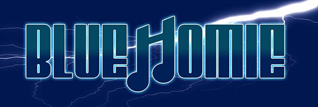 Logo - Bluehomie