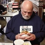 This Wrongfully Convicted Man Was Finally Able To Eat A Burger After 36 Years Behind Bars. His Reaction Was EPIC.
