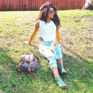 Fashionista Of The Month: Lynette Joselly