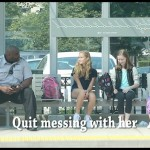 These Strangers Witnessed A Child Being Bullied. You Won't Believe What Happened Next.