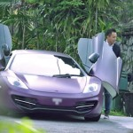 This Man Picked Up Random Uber Riders With A McLaren. Their Reactions Were Priceless.