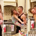 This Mother Taught Her Husband And Daughter Were Just Cooking Breakfast… Until She Saw THIS.