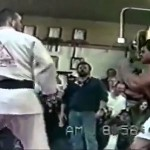 This Jiu Jitsu Black Belt Took On A Body Builder Twice His Size. You Won't Believe What Happened Next