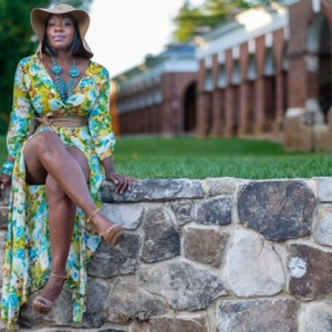 Fashionista Of The month For April 2016: Khalilah Jones