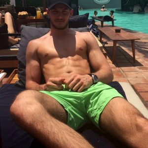 Sexiest Man Of The Month For April 2016: Tom Dojcinovic