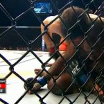 This UFC Fighter Couldn't Concentrate On His Fight So He Told His Mom To Shut Up!
