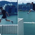 This Daredevil's Latest Stunt Is So Terrifying It'll Keep You Awake At Night