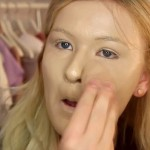 This Beauty Vlogger Decided To Paint 100 Layers Of Foundation On Her Face (Yes, You Read Right)