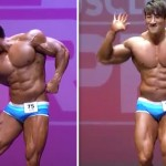 This Korean Bodybuilder's Routine During Musclemania Universe Is The Coolest Thing In The Planet
