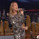 Watch Céline Dion Perfectly  Impersonate Sia, Rihanna And Michael Jackson At The Tonight Show
