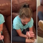 This Little Girl's Demonstration On How To Break Free From Kidnappers Goes Massively Viral