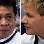Watch Gordon Ramsay Fail To Impress A Thai Chef With His Attempt At A Pad Thai