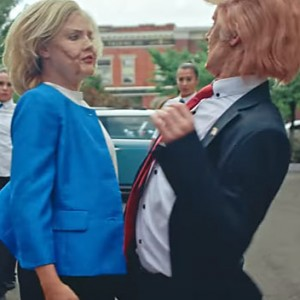Yes, This Is A Dance Battle Between Donald Trump And Hillary Clinton And It's Absolutely EPIC