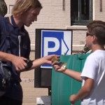 This Kid Pretended To Be Blind To Test People's Honesty… The Result Was SHOCKING