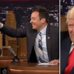 Jimmy Fallon Just Destroyed Trump's Signature Hair In National TV (Yes, You Read Right)
