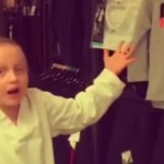 This Eight-Year-Old Girl's Response To 'Sexist' Kids Clothes Will Seriously Give You Goosebumps