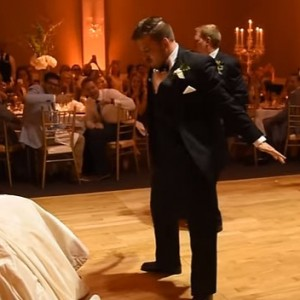 Whoever Said This Groom And His Boys Can't Dance Are Very Wrong…