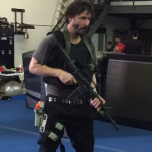 "Keanu Reeves' Tactical Training For His Assassin Role In ""John Wick 2″ Is Insanely Intense"