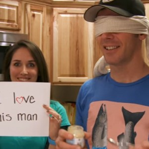 This Adorable Wife Told Her Husband They Were Expecting A Baby In The Most Epic Way Imaginable