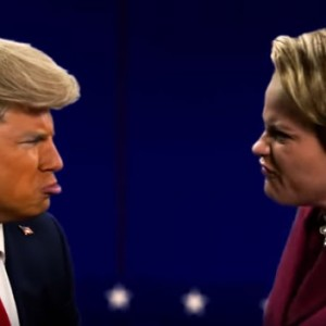 This Rap Battle Between Donald Trump And Hillary Clinton Is Absolutely Legendary