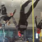 This Medal-Winning Indoor Skydiving Routine Will Seriously Send Shivers Down Your Spine