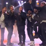 Watch Host James Corden Perform With The Backstreet Boys And Bring The Era Of Boy Bands Back