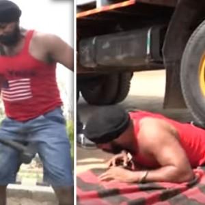 This Badass Indian Man Is So Tough He'll Make Rambo Look Like A Wuss