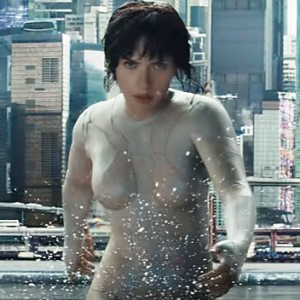"The ""Ghost In The Shell"" Teaser Has Just Been Released And Scarlett Johansson Looks Hot In Her Thermoptic Suit"